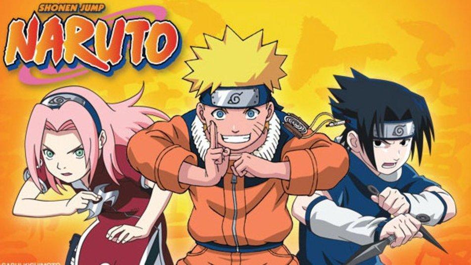 Anime Of The Week #32 ~ Naruto