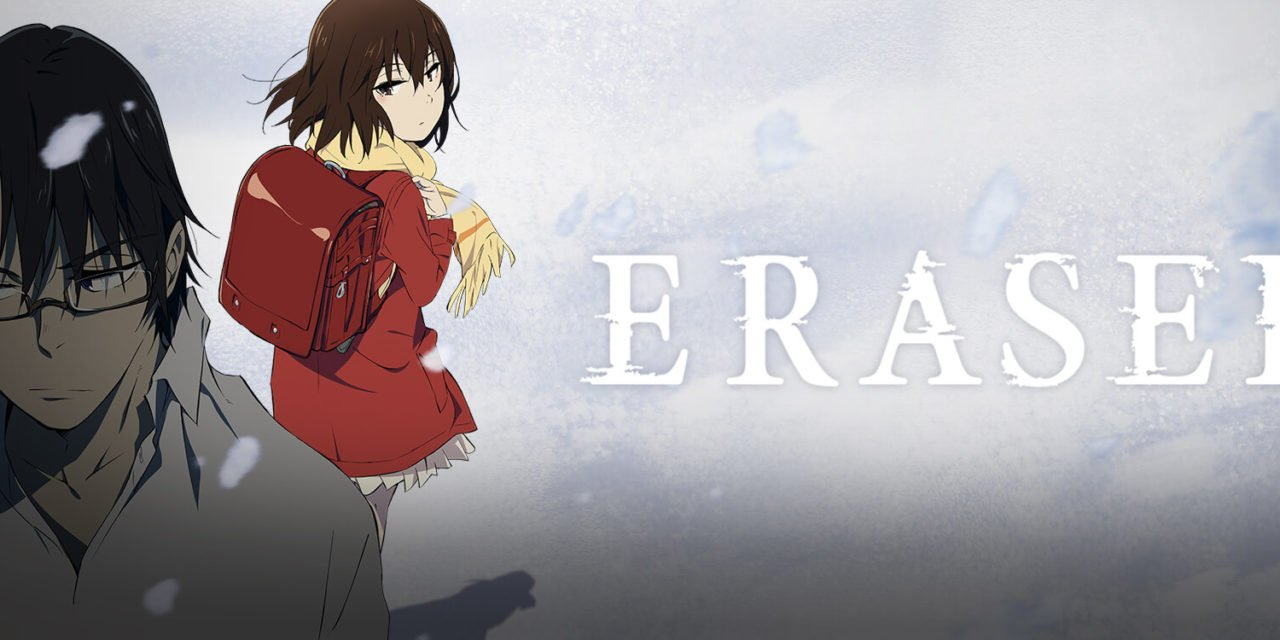 Anime of the week #1 – Erased