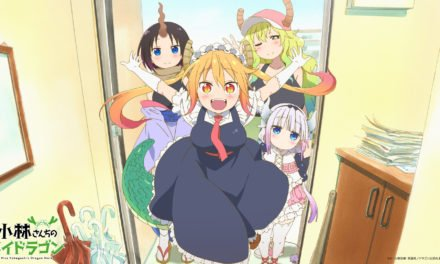 Anime of the Week #38: Kobayashi-san's Maid Dragon