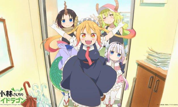 Anime of the Week #38: Kobayashi-san's Maid Dragon