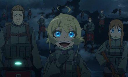 Anime of the Week #40 Youjo Senki: Saga of Tanya the Evil!