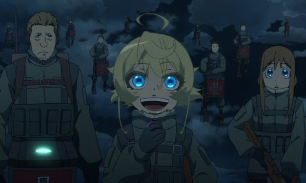 Anime of the Week #40 Youjo Senki: Saga of Tanya the Evil!