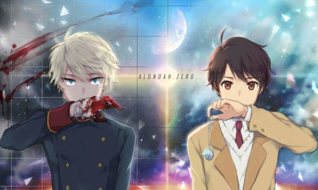 Anime of the Week #47 ~ Aldnoah.Zero