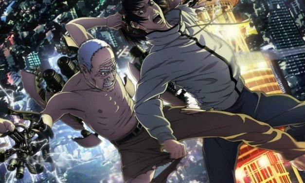Anime of the Week #43 ~ Inuyashiki