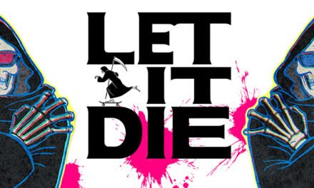 Game review #47 LET IT DIE!