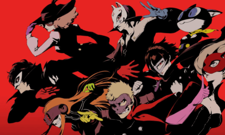 Game review #51 Persona 5