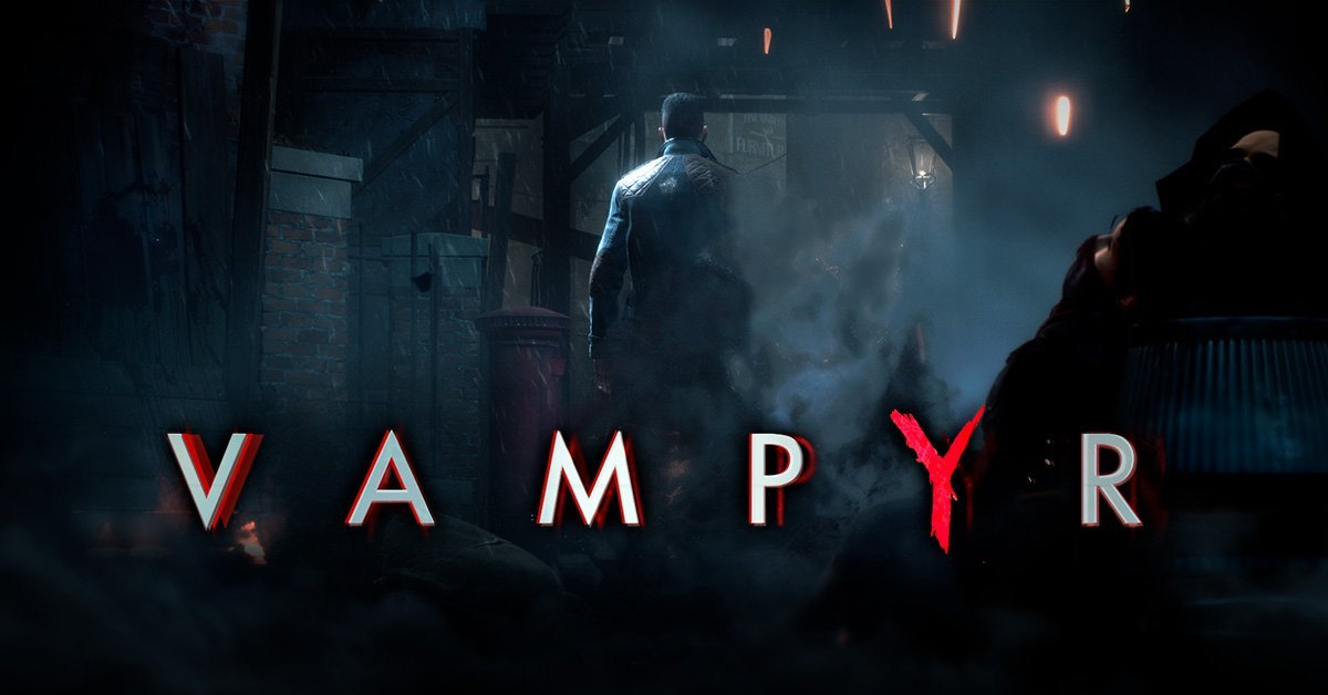 Game Review #52! Vampyr!