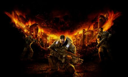 GAME REVIEW #57: Gears Of War