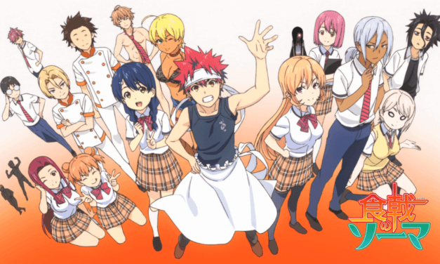 Anime of the Week #61: Food Wars!