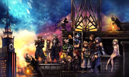 Let's talk about Kingdom Hearts III