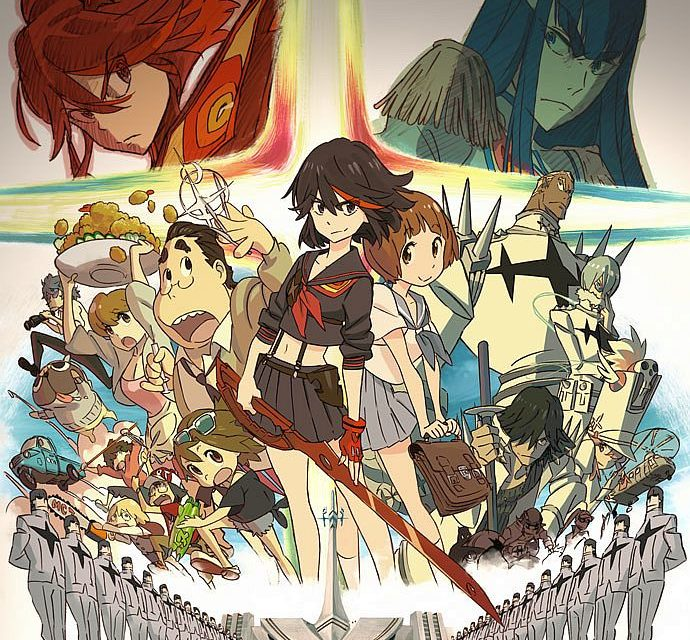 Anime of The Week #67: Kill la Kill