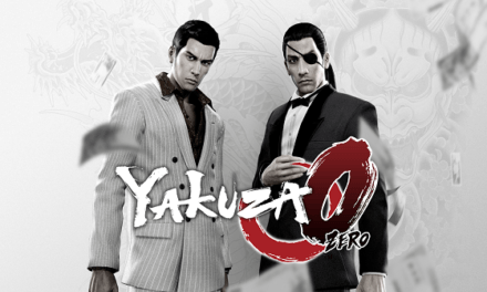 Let's talk about Yakuza 0