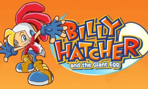 Lets Talk About Billy Hatcher and The Giant Egg