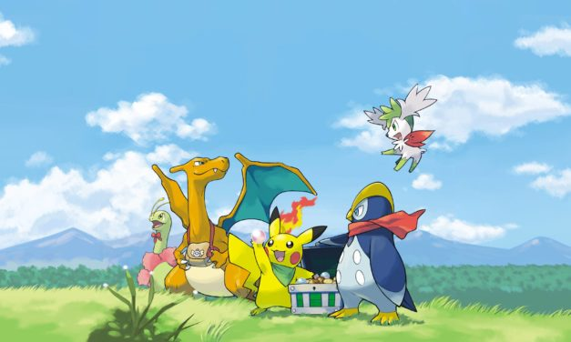 Lets Talk About Pokemon Mystery Dungeon: Explorers of Sky