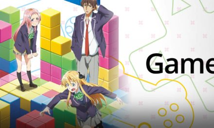 Anime Review #70: Gamers!