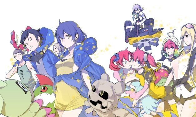 Let's Talk About Digimon Cyber Sleuth: Hacker's Memory