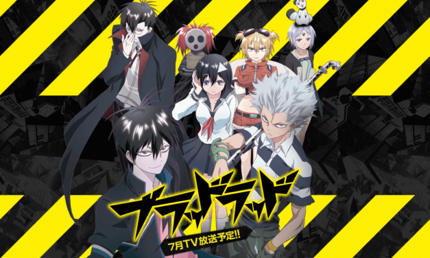 ANIME REVIEW #72: Blood Lad