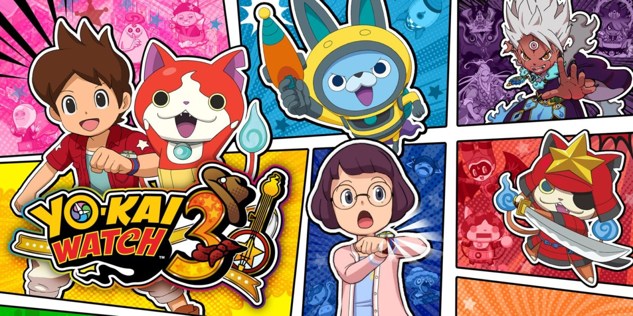 Lets Talk About Yo-kai Watch 3