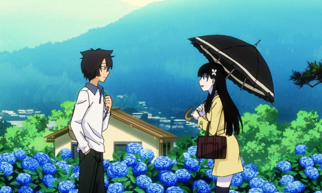 ANIME REVIEW #76: Sankarea