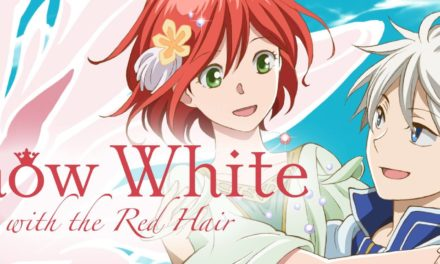 Anime of the Week #14 ~ Snow White With Red Hair