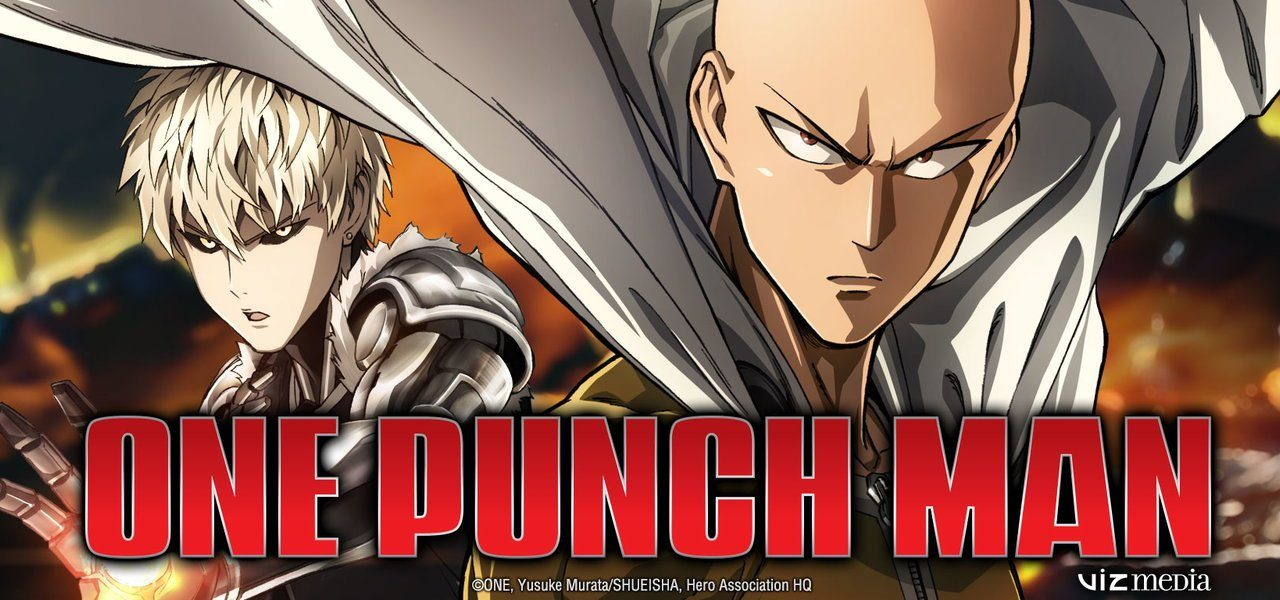 Anime of the Week #26 ~ One Punch Man