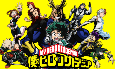 News: My Hero Academia Anime Film Reveals Title, Story, August 3 Premiere