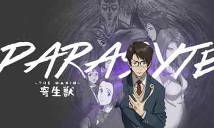 Anime of the Week #23 ~ Parasyte / Kiseijuu: Sei no Kakuritsu