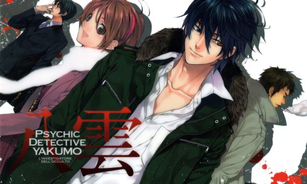 Anime of the Week #7 Psychic Detective Yakumo