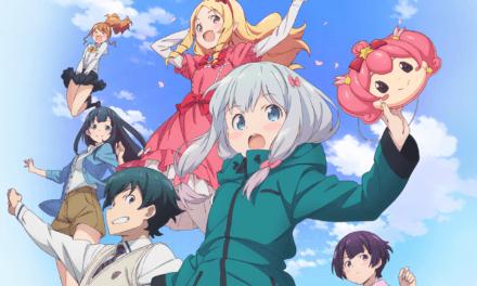 Anime of the Week #31 ~ EroManga Sensei