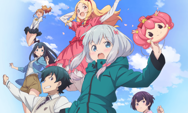 Anime of the Week #31 ~ EroManga Sensei