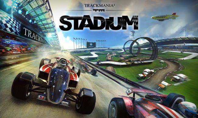 TrackMania² Stadium – Game review #38