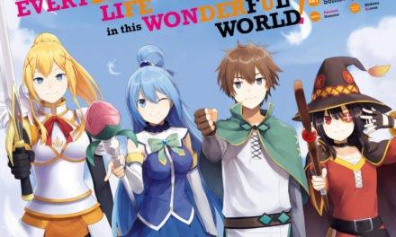 Anime of the Week #21 ~ KonoSuba