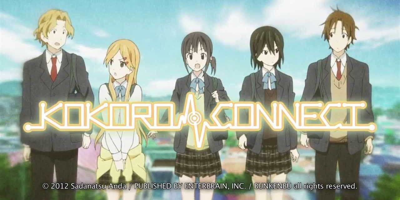 Anime of the Week #8 Kokoro Connect