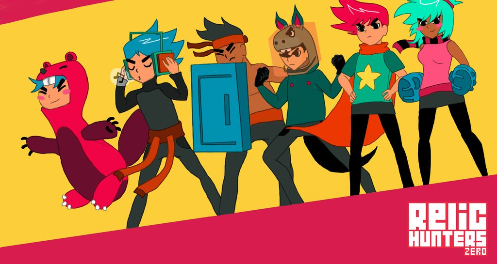 Relic Hunters Zero – #12 Game review